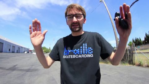 WHAT IS THE WOBOARD??? | SKATE EVERYTHING EP. 99 - Braille Skateboarding