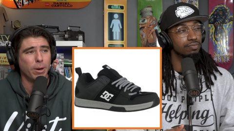 What Is Your Dream Skate Shoe You Would Bring Back?? | The Nine Club Highlights