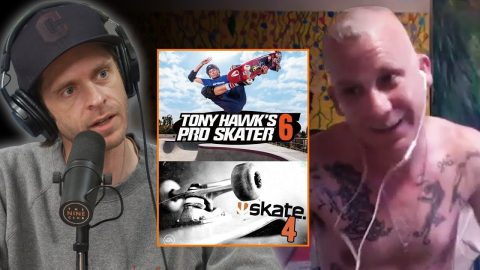 What Jason Dill Thinks About Skate 3 (Mobile) & THPS 6??? | Nine Club Highlights