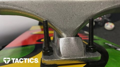 What Size Skateboard Hardware? | Tactics | Tactics Boardshop