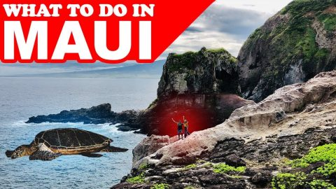 What To Do In MAUI! (Hawaii)   MannysWorld