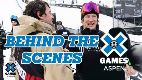 What You Didn't See at X Games Aspen 2020 | Behind The Scenes | X Games