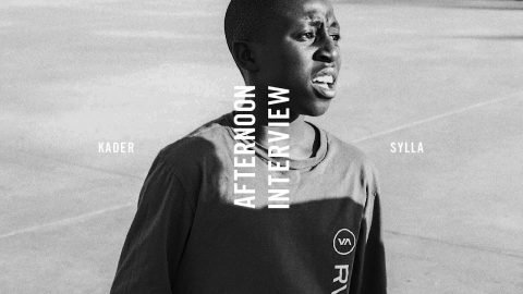 What Youth: Afternoon Interview - Kader Sylla - What Youth