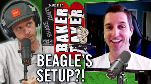 What's Beagle's Board Setup?! | Nine Club Highlights