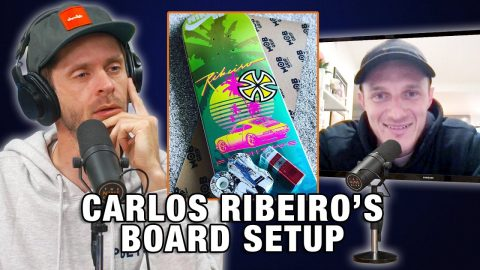 What's Carlos Ribeiro's Board Setup? | Nine Club Highlights