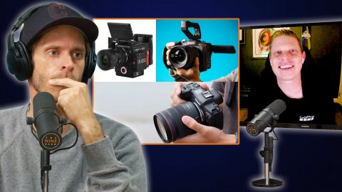 What's Chris Ray's Goto Camera For Filming | Nine Club Highlights