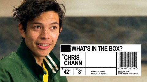 What's In The Box with Chris Chann | The Berrics