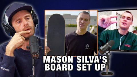 What's Mason Silva's Board Setup? | Nine Club Highlights