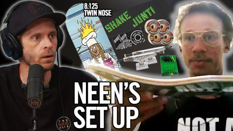 What's Neen Williams Board Set Up?? | Nine Club Highlights