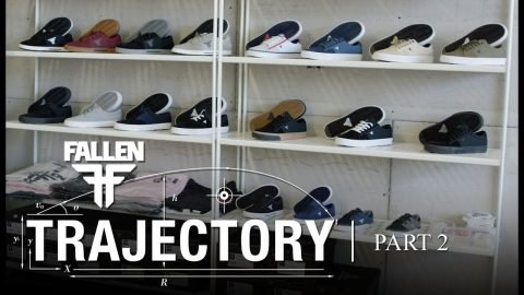 What's Next For One Of The Most Influential Skate Shoe Brands? | Fallen Footwear - Trajectory Pt. 2 | The Berrics