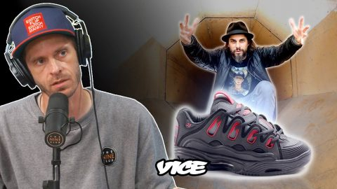 What's The Controversy With The Osiris D3 Shoe?! | Nine Club Highlights