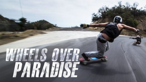 Wheels Over Paradise - Full Part feat. Tyler Howell | Echoboom Sports
