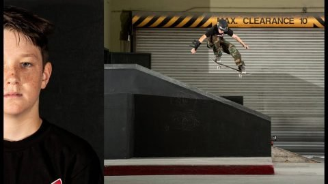 """Where The Hell Did This 11-Year-Old Come From?! 