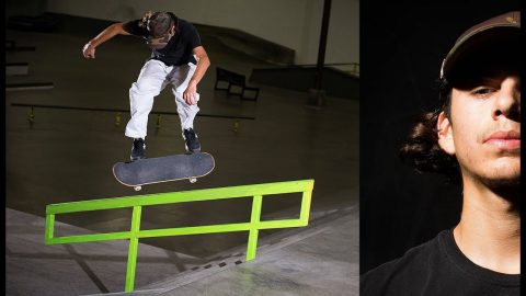Where The Hell Did This Guy Come From?! | Art Cordova | The Berrics