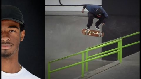 Where The Hell Did This Guy Come From?! | Carl Aikens | The Berrics