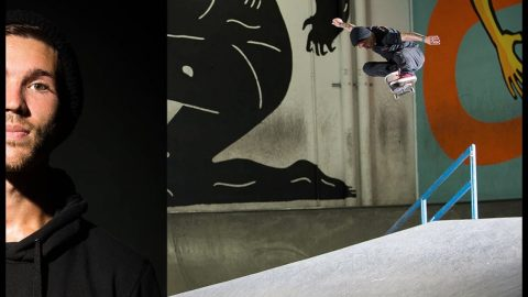 Where The Hell Did This Guy Come From?! | Zach Doelling | The Berrics