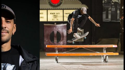 Where The Hell Did This Guy Come From?! | Jordan Mourning | The Berrics
