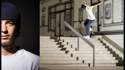 Where The Hell Did This Guy Come From?! | Becker Dunn | The Berrics