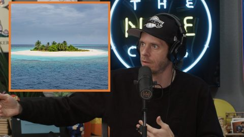 Which Nine Club Member Would You Take To A Deserted Island? | The Nine Club Highlights