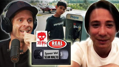 Who Did Sean Malto Send His Sponsor Me Tapes To? | Nine Club Highlights