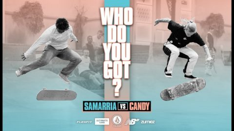 Who Do You Got? Samarria Brevard vs. Candy Jacobs | WBATB | The Berrics