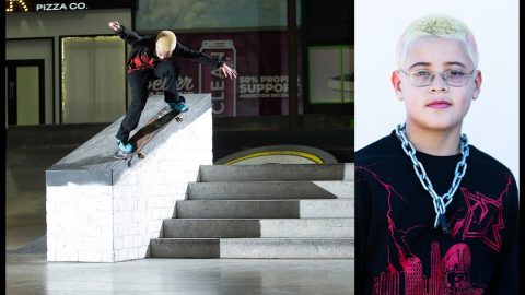 Who Is The 10-Year-Old Skateboarding Phenom? | The Berrics