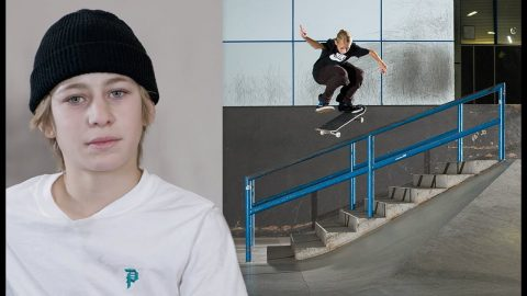 Who Is The 14-Year-Old Brazilian Skate Prodigy?! | The Berrics