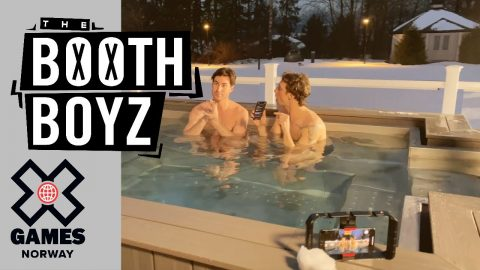 Who Is The Goat?: BOOTH BOYZ | X Games Norway 2020 | X Games