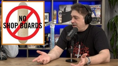 Why Brooklyn Projects Refuses To Sell Shop Boards - Dom DeLuca | The Nine Club Highlights