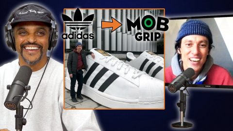 Why Cairo Foster Left Adidas For Mob Griptape | Nine Club Highlights