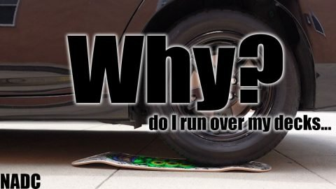 Why? Do I run over my decks? NADC Neen Williams | Neen Williams