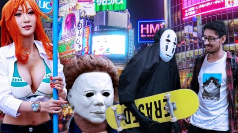 WHY HALLOWEEN IS CRAZY IN TOKYO, SHIBUYA | Luis Mora