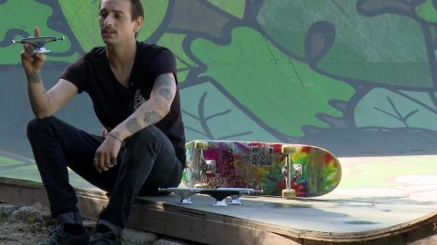 Why I ride Mini Logo Trucks with Mikey Weber - Mini Logo Skateboards