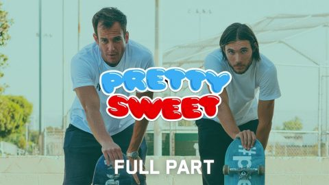 Will Arnett Roasts the 'Pretty Sweet' Guys - Girl Skateboard Company | Echoboom Sports