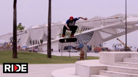 William Damascena - Pertiment Project - RIDE Channel