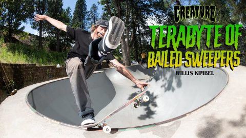 "Willis Kimbel's ""Terabyte of Bailed Sweepers"" Part 