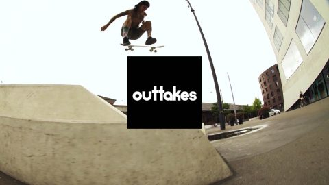 Willow's OUTTAKES | Etnies Album | Red Bull Skateboarding