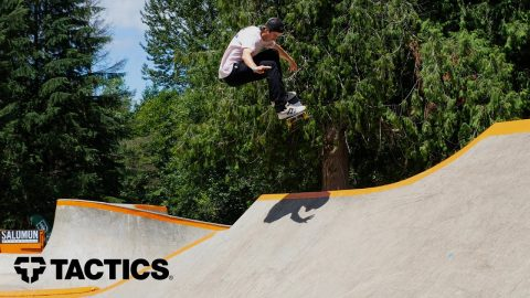 Windells Skate Camp Takeover 2019 - Tactics | Tactics Boardshop