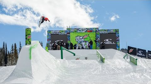 Winning Runs: Red Gerard Wins Men's Snowboard Slopestyle Finals | Dew Tour Copper 2020 | Dew Tour
