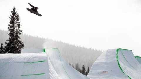 Winning Runs: Scotty James Victorious in Men's Snowboard Toyota Modified Superpipe | Dew Tour Copper | Dew Tour