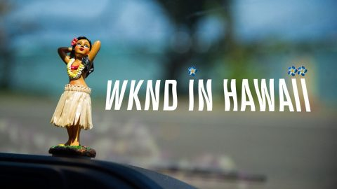 WKND in Hawaii - yendoggg