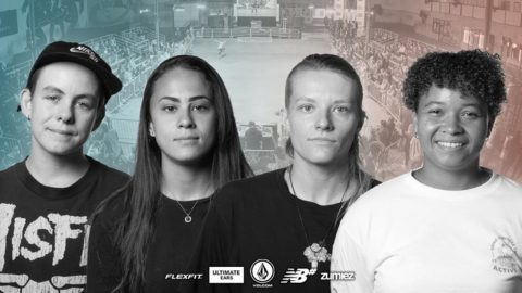 Women's Battle At The Berrics FINALS!!! | Volcom