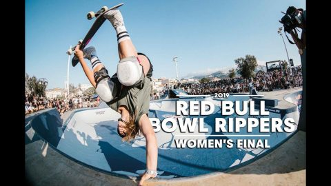Women's Final Jam  |  Red Bull BOWL RIPPERS 2019 | Red Bull Skateboarding