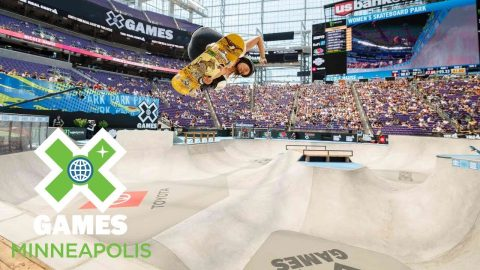 Women's Skateboard Park: FULL BROADCAST | X Games Minneapolis 2018 | X Games