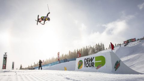 Women's Ski Slopestyle Final | Winter Dew Tour Copper 2020 (Day 4) | Dew Tour