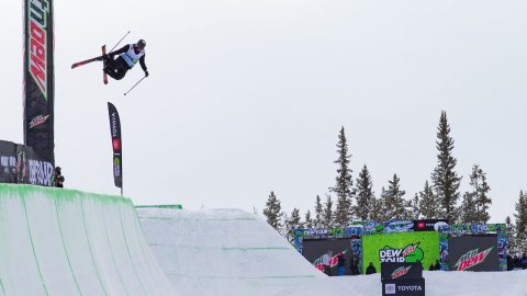 Women's Ski: Toyota Modified Superpipe Highlights | Dew Tour Copper 2020 | Dew Tour