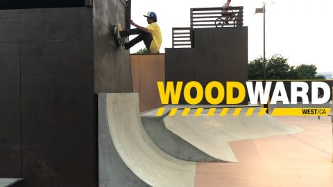 WOODWARD 2017 DAY 3 & MINI LOGO PRODUCT TOSS !!! - Nka Vids Skateboarding