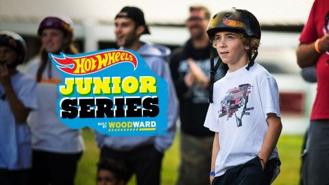 Woodward PA With Gavin And Zion - Hot Wheels Junior Series | Woodward