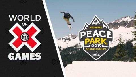 Woodward Peace Park Championships 2019 - Full Show - World of X Games | Woodward