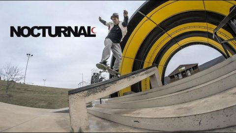Woodward Shop Sessions: Nocturnal Skateshop - Woodward Camp